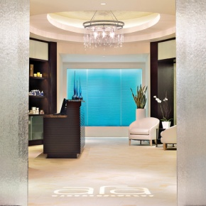 Casino spa provides luxurious setting forrelaxation