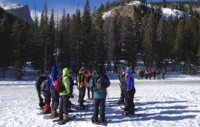 Conservancy offers snowshoeing trek for kids, families in NationalPark