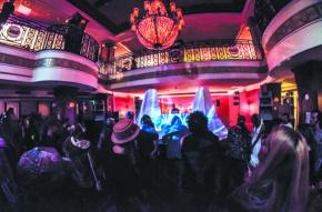 Unique music venue finds home in formercasino