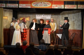 Acting out to preserve history in SilverPlume