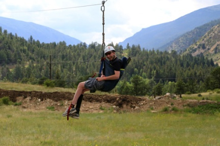 zipline camp photo
