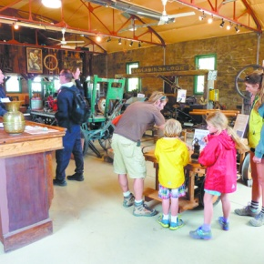 COVER: Local mountain museums connect with past