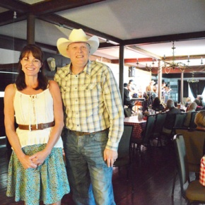 Lazy B Chuckwagon and Show making, preserving lifelong memories