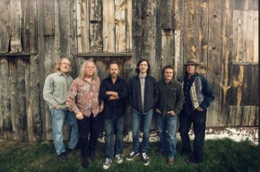 Railroad Earth releases new CD in conjunction with Red Rocks, Bouldershows