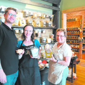 Spice up your life at Idaho Springs store