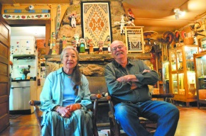 Couple keeps spirit of Eagle Plume's Trading Post alive