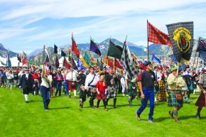 Celtic festival marches into Estes Park