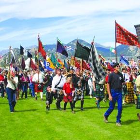 Celtic festival marches into EstesPark