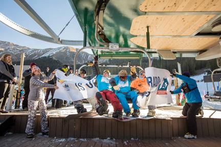 Arapahoe Basin Ski Area - Summer Brew Fest & Scenics Day  October 13, 2017