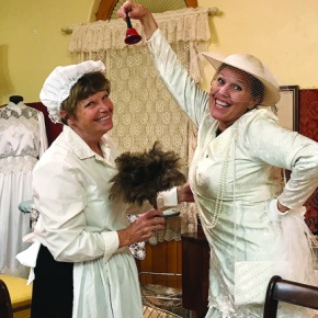 Boo, hiss, cheer at annual historical society melodrama