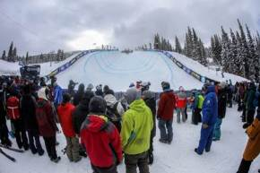Olympic fever sweeps Colorado ski country