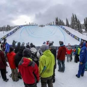 Olympic fever sweeps Colorado skicountry