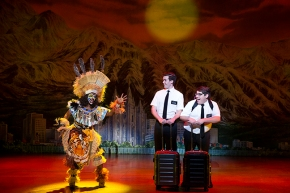 'Book of Mormon' returns to Denver Center for the Performing Arts