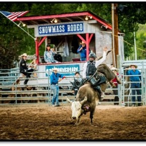 Snowmass Rodeo celebrates 45 years of Western family entertainment