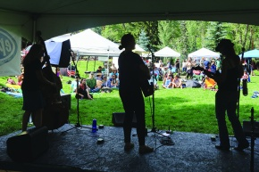 Festival brings together music, art, community